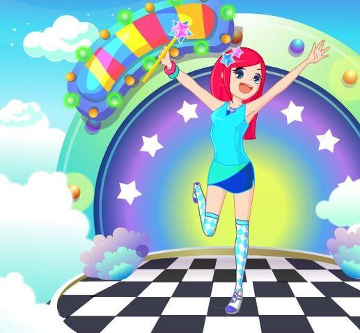 File:Beautiful Magic Girl.jpg