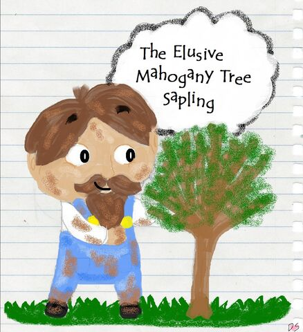 File:The Elusive Mahogany Tree Sapling.jpeg