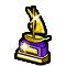 Trophy-Gold Cutter