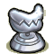 Trophy-Silver Jaws