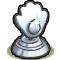 Trophy-Silver Eye of Flame