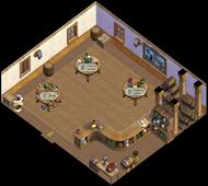 Inn Left Upgraded Back Room