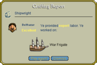 Duty report-crafting