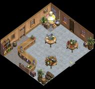 Inn Right Upgraded Back Room