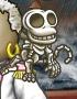 Portrait SkeletalMonkeyM