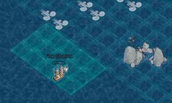 Atlantis start point