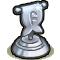 Trophy-Silver Finius Pennant