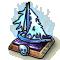 Trophy-Bronze Ghost Sloop