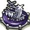 Trophy-Silver Ship Graveyard