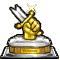 Trophy-Fencer