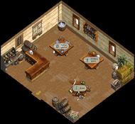 Inn Right Back Room