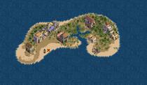 Harmattan Island (Viridian)
