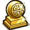 Trophy-Gold Sigil