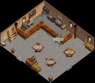 Inn Left Front Room