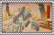 Yokai-stamp-2-Kitsune
