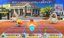 Yo-kai Watch 3 battle system