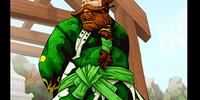 Master Midori, Mentor Dragon