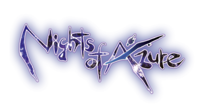 Nights of Azure Logo