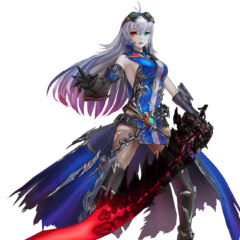 3DCG of Arnice in Nights of Azure 2