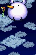 Moltz Battle - Yoshi's Island DS