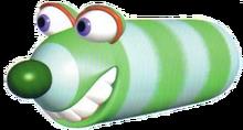 Snake Artwork - Yoshi's Story