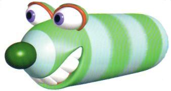 File:Snake Artwork - Yoshi's Story.png