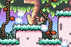 Touch Fuzzy, Get Dizzy - Super Mario Advance 3
