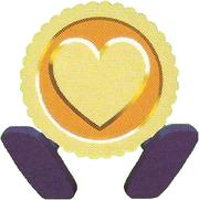 YS Artwork Heart COin
