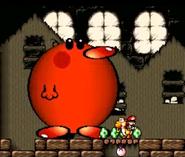 Yoshi's Island SNES screenshot 2