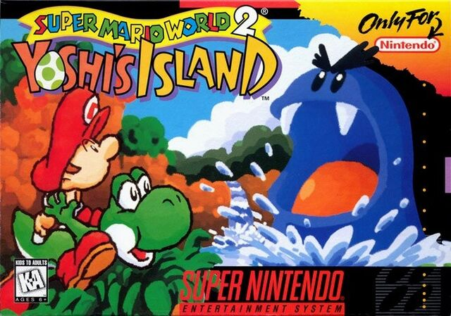 File:Super Mario World 2 - NA Boxart.jpg