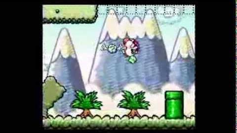 Yoshi's Island 2-2 - Newbie Friendly Strats - First Shyguy Jump