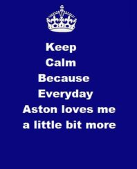 Keep calm...