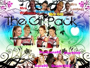 The girl pack!