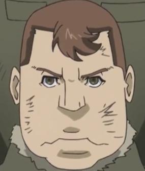First Lieutenant Rhiner Neumann