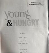Young & Kiki Script