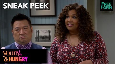 Young & Hungry Season 5, Episode 8 Sneak Peek Elliot & Yolanda Find Gabi's Gifts Freeform