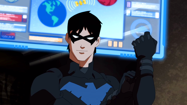 Image result for young justice nightwing