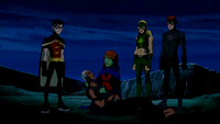 The Team finds Aqualad