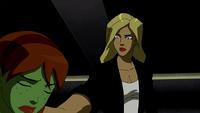 Dinah talks to Megan