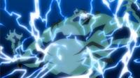 Lagoon Boy is defeated