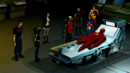 File:Red Tornado and the Team reunited.png