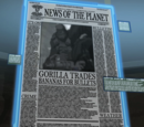 News of the Planet