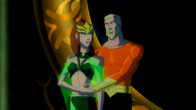 File:King Orin and Queen Mera.png