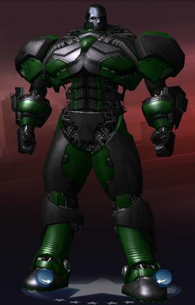 The Jugger-Bot