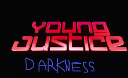 Season one title card darkness
