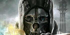 Dishonored mask or scarecrow