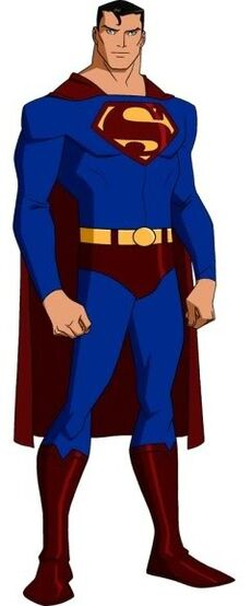 Superman model