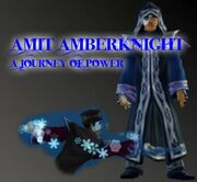 Amit Amberknight A Journey of Power Cover (Complete)