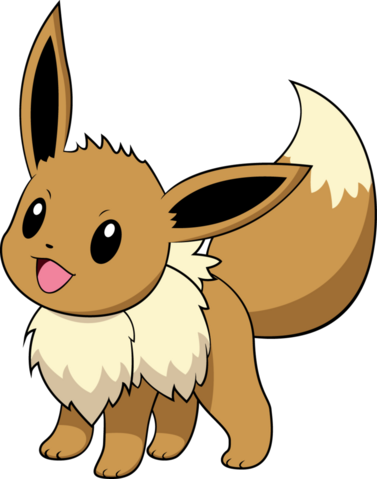 File:Eevee vector by zapgod16-d65a1oy.png