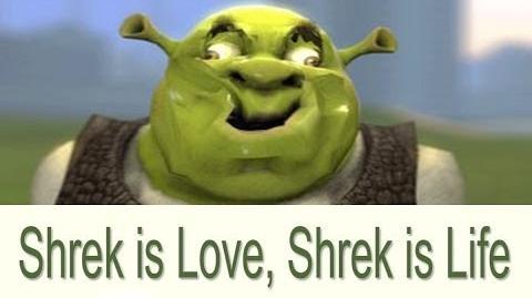 """""""Shrek is Love, Shrek is Life"""""""
